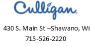 Culligan of Shawano 715-526-2220